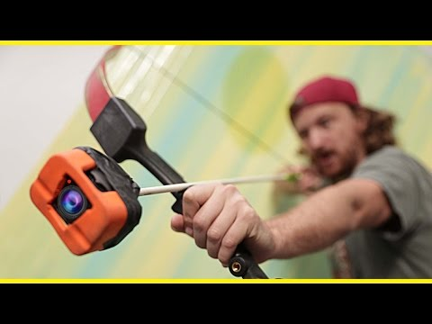 GoPro on an Arrow!