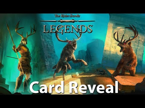 who's that TES Legends Card? Houses of Morrowind Card Reveal - The Elder Scrolls: Legends