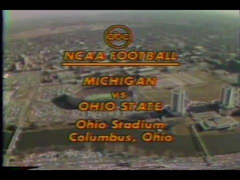 1976 Michigan @ Ohio State Speed Game