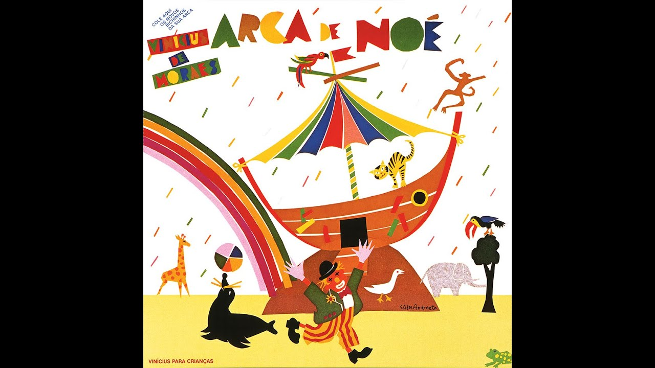 DE VINICIUS MORAES BAIXAR DE NOE ARCA CD