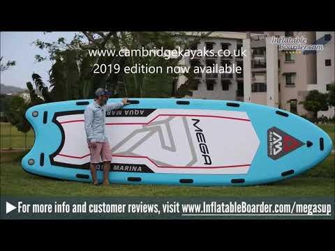 Aqua marina Mega from Cambridge Kayaks