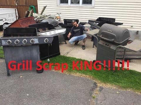 Grill Scrap King!!!!!