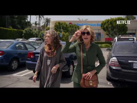 Grace And Frankie (Temporada 3) - Tr'ailer HD