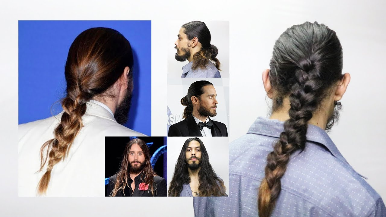 Jared Leto Hairstyles  10 Long Hairstyles for men