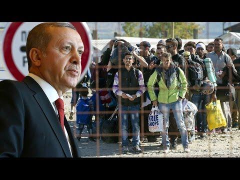 ORF | Türkischer Basar – Europas Kniefall vor Ankara?