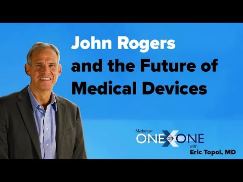 John Rogers And The Future Of Medical Devices