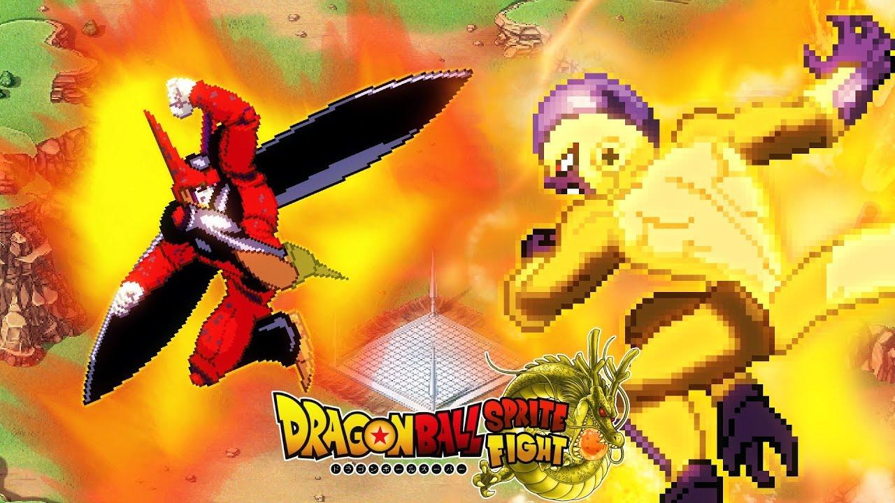 Dragonball Sprite Fight Cell Vs Frieza Ultimate Evolution Vs