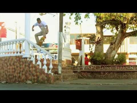 Sabor a Panama - Skateboarding Panama