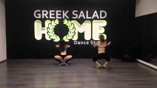 Twerk choreo by Katerina Shoshina