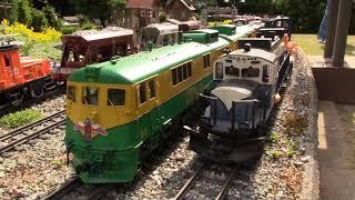 Open House at Landsend Garden Railroad 2019