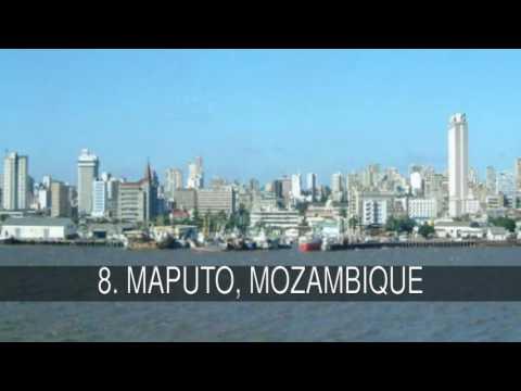 Las capitales más bellas de África
