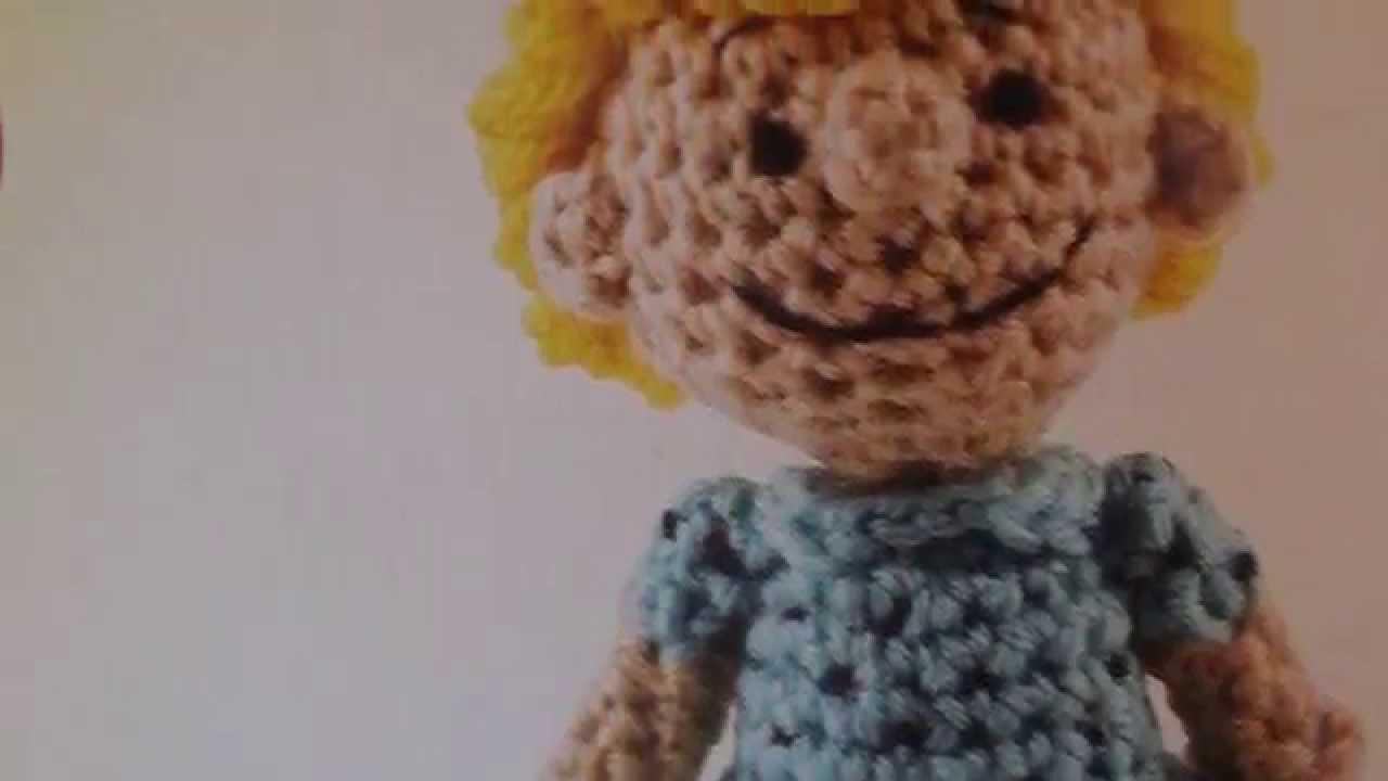 Amigurumi Tutorial Snoopy : Book kit review: peanuts crochet kit youtube