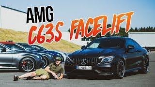 Alles NEUE (Soundcheck) im Mercedes-AMG C 63 S FACELIFT (2018)