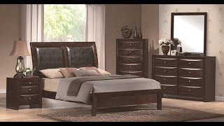 Emily Collection (B4280/B4285/B4200/B4255) by Crown Mark Furniture