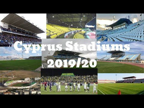 Cyprus First Division Stadiums 2019/2020 - FootMania