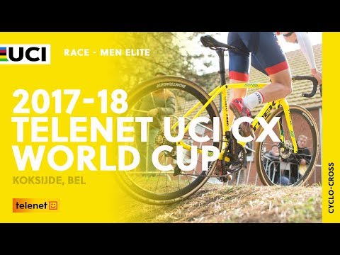 2017-18 Telenet UCI Cyclo-cross World Cup - Koksijde (BEL) / Men Elite