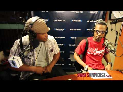 "Juicy J Speaks on how ""Bands A Make Her Dance"" Happened and Performs Live on #SwayInTheMorning"