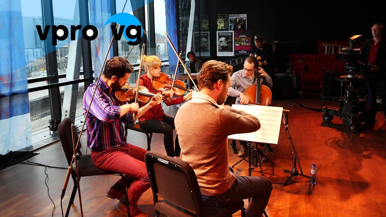 Doric String Quartet Bela Bartok From String Quartet Nr 4