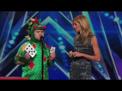 America's Got Talent 2015 - Piff the Magic Dragon