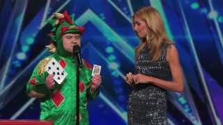 America's Got Talent 2015 - Piff the Magic Dragon