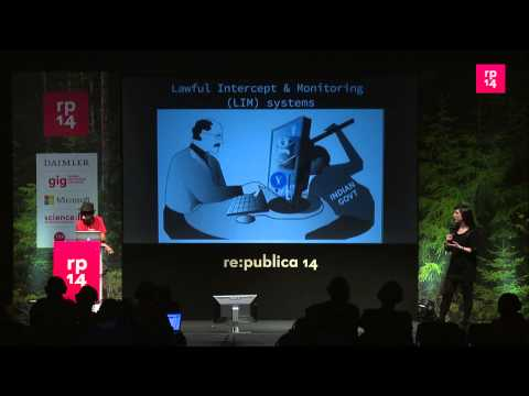 re:publica 2014 - THE DATABASE NATION, a.k.a India's State Surveillance on YouTube