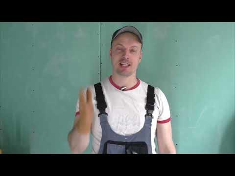 видео: Тонкости работы со шпатлевкой. Различные техники. Инструмент. Ошибки. Секреты мастерства