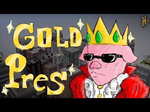 GOLD PRESTIGE IN BEDWARS