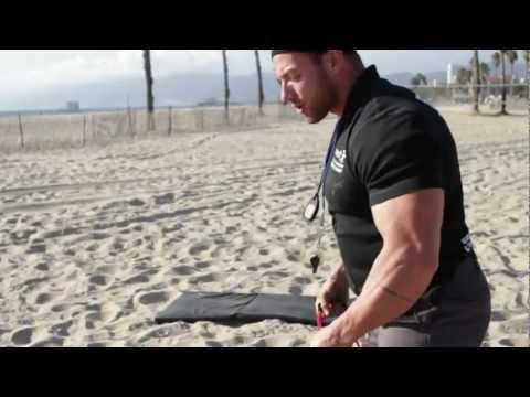 JUSTIN LOVATO - Nice body but what can you do with it - part 11 - Beach Babes Bootcamp