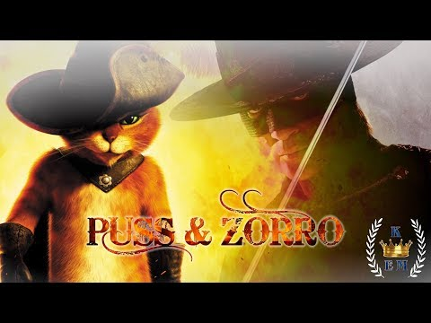 """PUSS & ZORRO (medley """"Puss in Boots"""" / """"The Mask of Zorro"""")"""