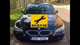 BMW Projekt #6 Veliky servis