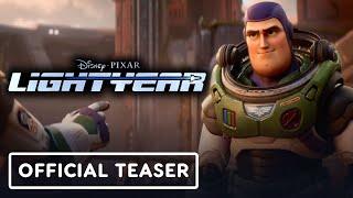 Lightyear  Official Teaser Trailer (2022) Chris Evans