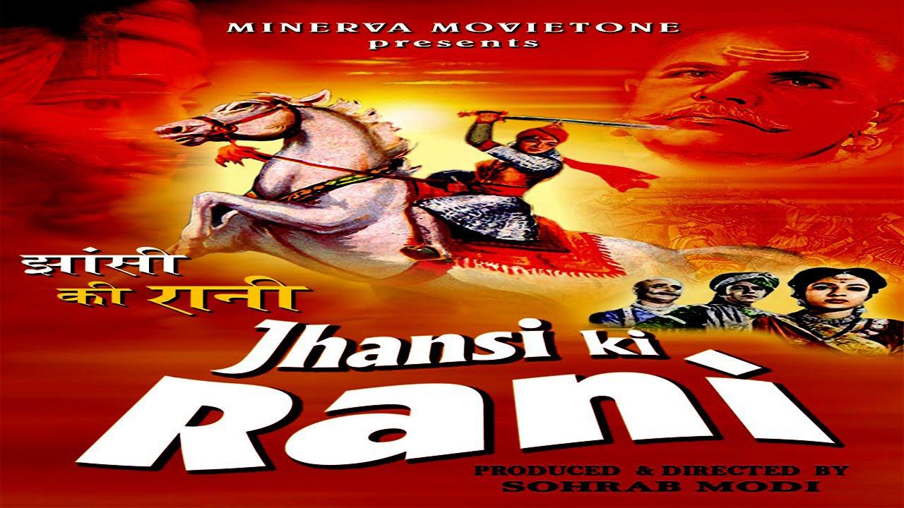 Download Jhansi Ki Rani (English) - Super Hit Hindi Movie
