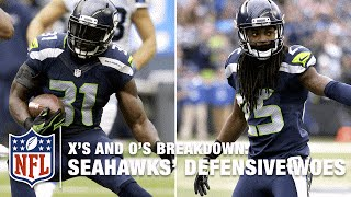 What's Wrong With The Seattle Seahawks Defense? | NFL X's & O's Breakdown