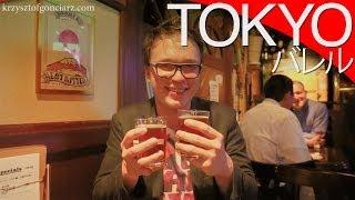 Japońskie piwo rzemieślnicze! [Tokio]