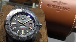 Breitling Avenger Blackbird 44 | Review | Olfert&Co