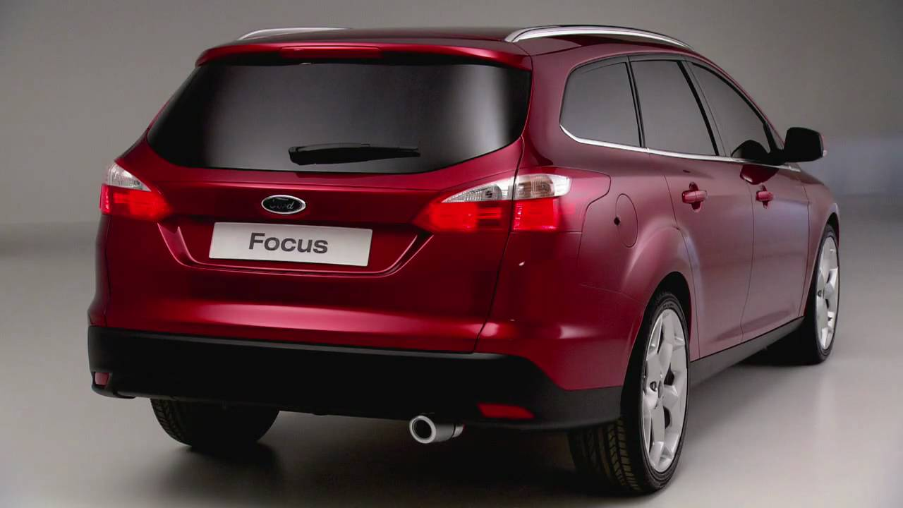 2010 ford focus wagon