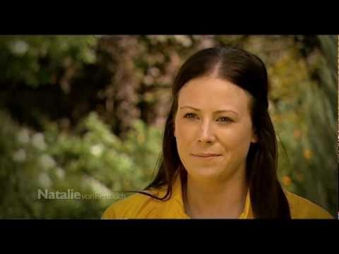 """2012 Natalie von Bertouch """"We're Family"""" Interview"""