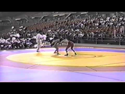 1994 World Cup: 48 kg Rob Eiter (USA) vs. Beyhan Guelfiliz (TUR)
