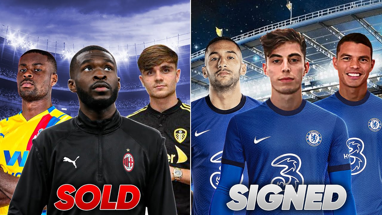 Why Are Chelsea SELLING All Their Youth Stars? | Explained