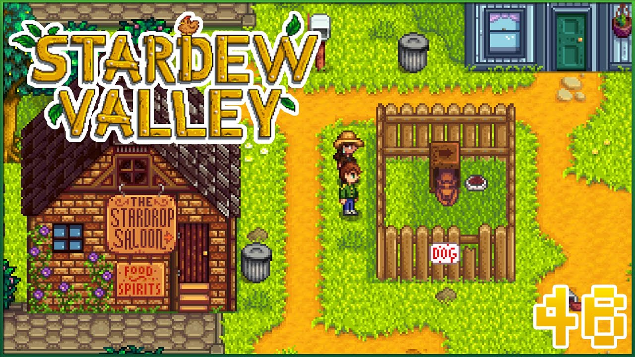 Stardew Valley How To Get Dog
