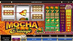 FREE Mocha Orange ™ slot machine game preview by Slotozilla.com