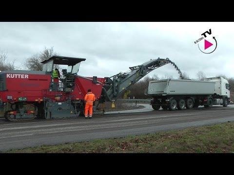Fahrbahn zwischen Dagersheim und Böblingen wird saniert