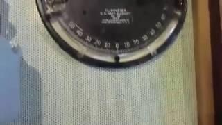 Dive alarm submarine klaxon