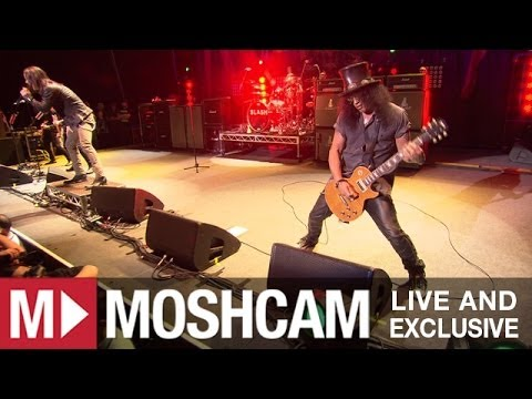 Slash ft. Myles Kennedy & The Conspirators – Crazy Life | Live in Sydney | Moshcam