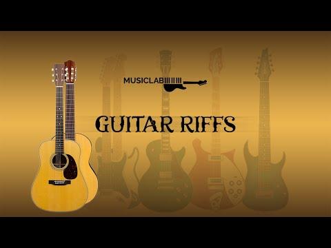 Guitar Riffs. Part 3