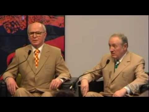Gilbert and George on Tolerance