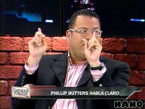 Phillip Butters Habla Claro De Los Gays En La Televisión Peruana