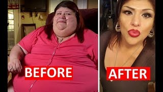 Before And After Weight Transformations My 600 lb Life