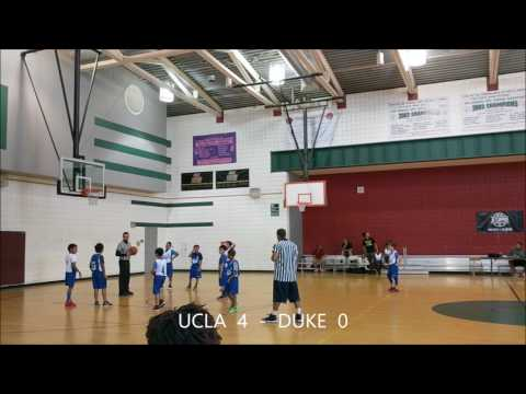 UCLA vs Duke  07/18/17