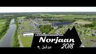 Matkailuautolla Norjaan #9 // Oulu - PowerPark